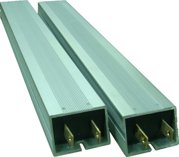 Braking Resistors ASZ with terminals for large pulse current