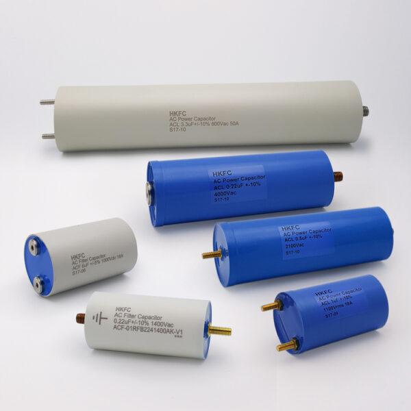 AC/DC Power Capacitors