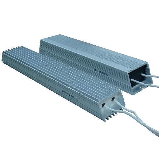 Braking Resistors ASZ with lead wires