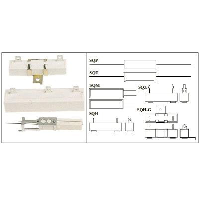Cement Encased Wire Wound Resistors