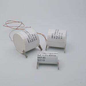 DC Filter Capacitors DCF