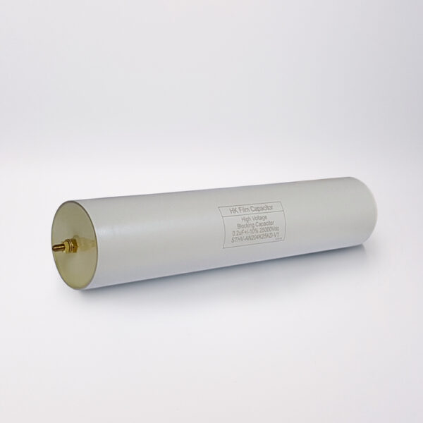 High Voltage Ultra Low Leakage Capacitor STHV-L