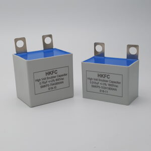 High Voltage Snubber Capacitors