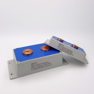 High AC Current Capacitors Box type LC-BN