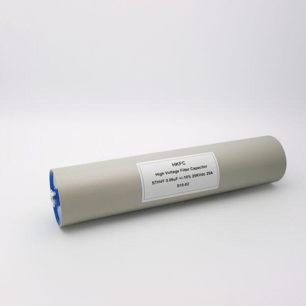 High Voltage Filter Capacitor STHVF 0.05uF 25kVdc 25A