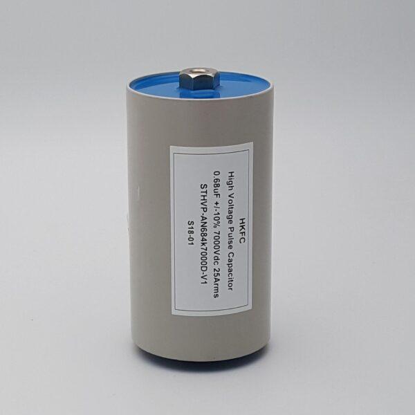 High Voltage Pulse Capacitor STHVP 0.68uF 7KVdc 25Arms