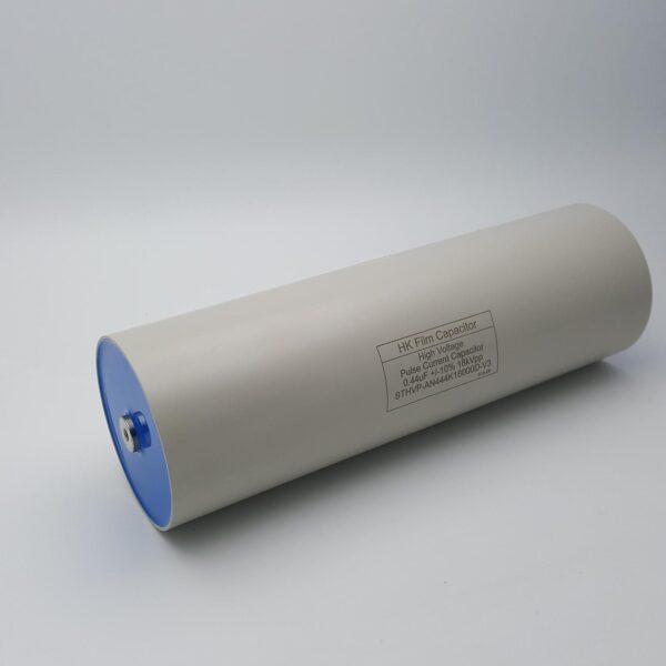 High Voltage Pulse Current Capacitor 0.44uF 18kVdc 50A PEMF