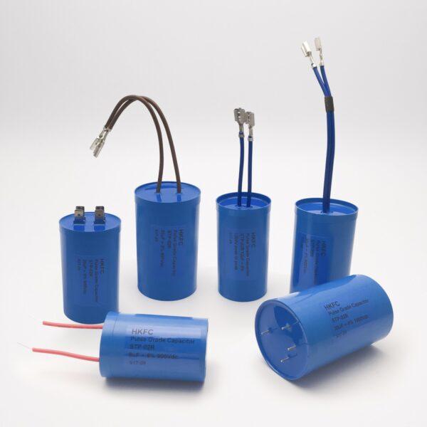 Pulse Grade Capacitors