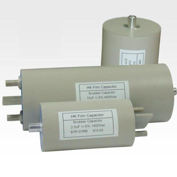 High Voltage Snubber Capacitors STP-01RBM