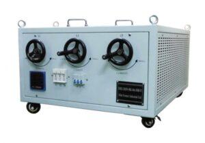 3-Phase Slide Rheostat Load Bank DSR3-20kW4RK40A-WB-V1